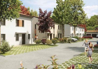 Club House de 32 Villas Chemin de Chantelle à Toulouse (31)