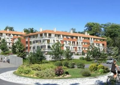 Construction de 88 logements Les Hauts de l'Armurier à Colomiers (31)