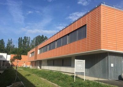 Opération Toulouse Campus-Pôle Agrobioscience